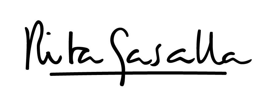 Firma Rita Gasalla