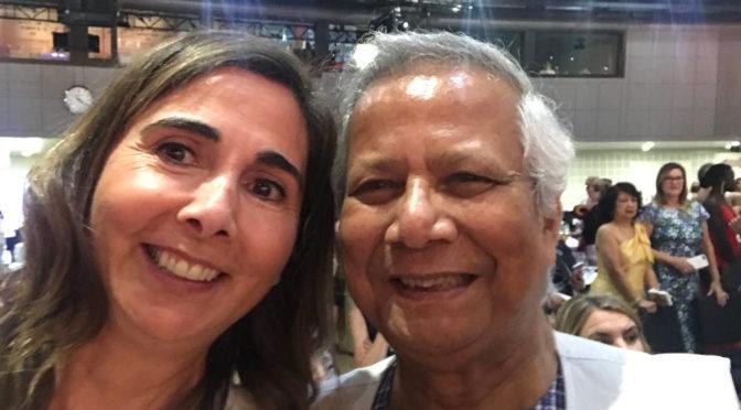 Yunus: Así sonríe la gente que cambia el mundo