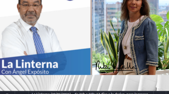 Arquitectura Saludable y economía (La Linterna, COPE)